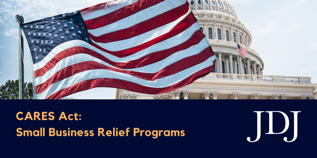 CARES Act - Small Business Relief Image - Final